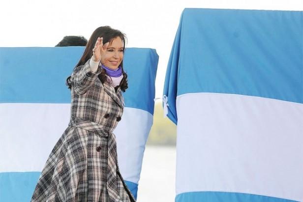 Día de la bandera en Rosario: habló la Presidenta