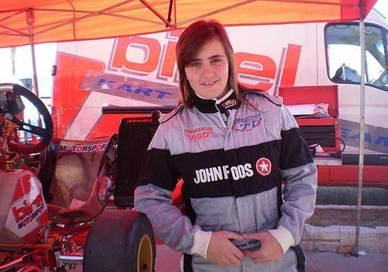 Josefina Vigo fue 4° en La Plata