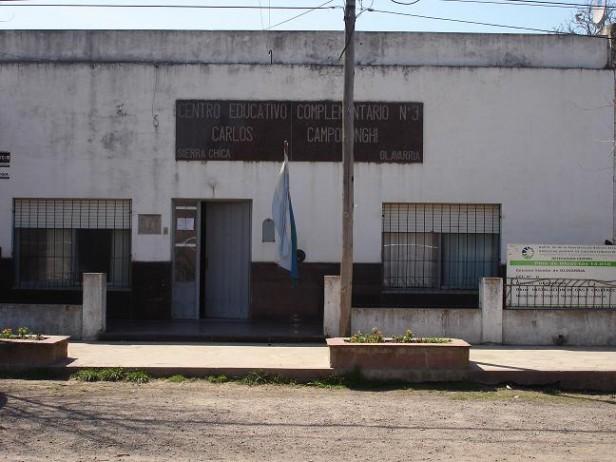 Sierra Chica: El CEC inaugura un aula y agradece a la comunidad