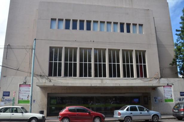 El Gobierno Municipal reacondicionará la fachada del Teatro Municipal