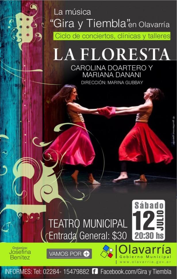 Danza-Teatro en el Municipal