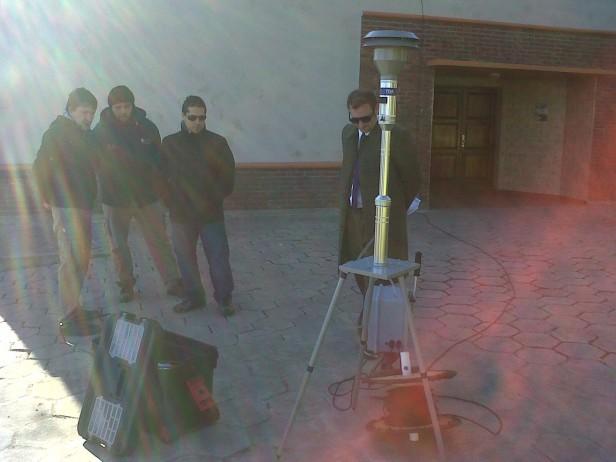 Avanzan las inspecciones de la Justicia en Colonia Hinojo
