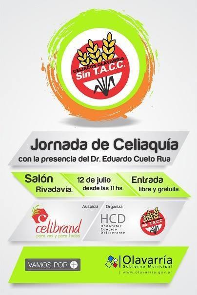 Primera Jornada sobre Celiaquia