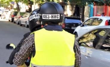 Motos: rige desde este domingo la legislación de la polémica