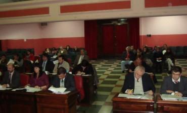 En junio, el Concejo Deliberante sesionará los jueves 12 y 26