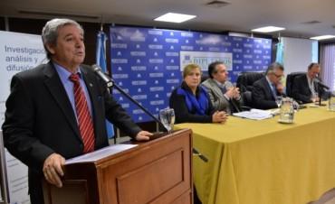 Horacio González encabezó jornada para debatir políticas contra la violencia de género