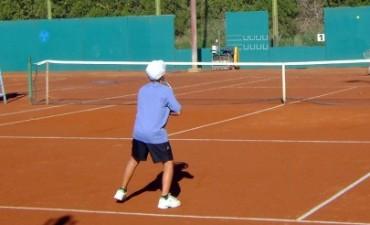 Encuentro de Escuelas de Tenis en Loma Negra