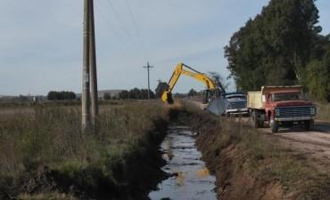 El Gobierno Municipal continúa trabajando en Plan de Prevención contra las Inundaciones