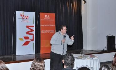 Se realizó la Apertura de la 1º Feria del Libro en General La Madrid