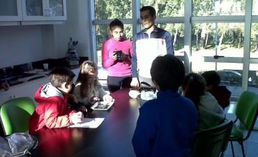 Taller de Arqueología para niños en el Museo de las Ciencias