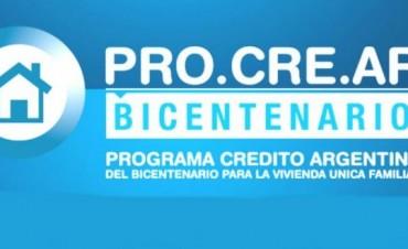 """Diego Bossio: """"1047 familias de Olavarría participarán del noveno sorteo de PRO.CRE.AR."""""""