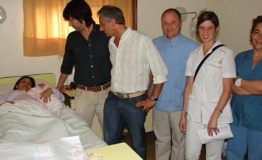Fertilización asistida: Tres nacimientos y seis embarazos