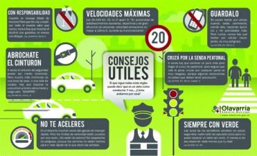 10 de junio: Día de la Seguridad Vial