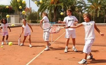 Gran éxito en el 1er. Encuentro de Escuelas de Tenis