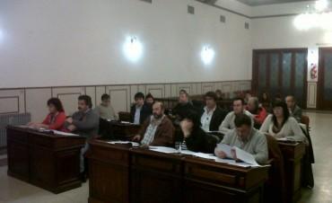 El Concejo Deliberante avaló el reclamo de los moteros