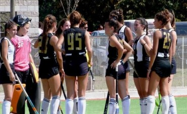 Las Damas del Hockey a Tandil