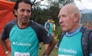 Maratón en Celeste y Blanco