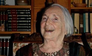 Falleció una destacada educadora de Olavarría