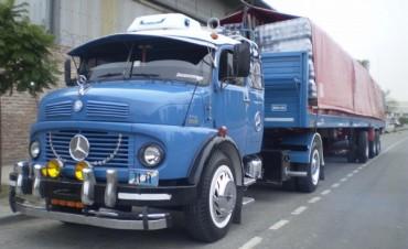 El camión, su pasión
