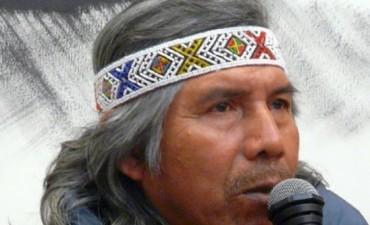 Pueblos Originarios: Llega el Cacique QOM Félix Díaz