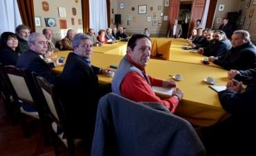 Diputados se reunieron con representantes de gremios docentes
