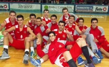 Zonal U19. Mar del Plata Campeón