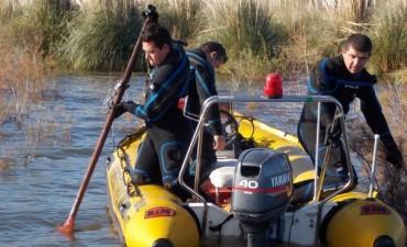Condiciones climáticas dificultan la búsqueda de los pescadores