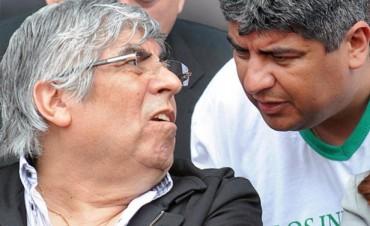 Pablo Moyano alertó por un posible paro de 48 horas