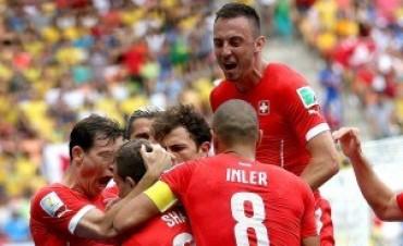 Suiza será  el rival de Argentina