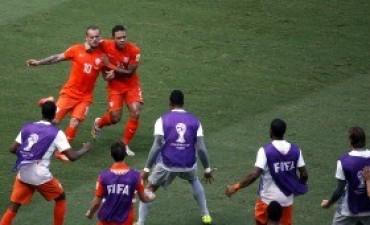 Holanda se lo llevó en el final