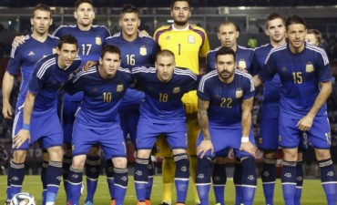 Argentina-Suiza por LU 32