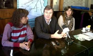 Duclós pide incorporar ramales al programa de obras ferroviarias