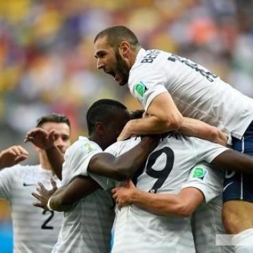Mundial Brasil 2014: Francia sigue