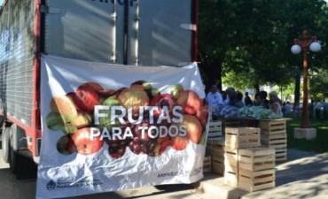 """Llega nuevamente """"Frutas para todos"""""""