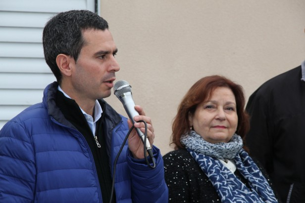 "González Hueso: ""en Olavarría hace falta una fuerte política de hábitat"""