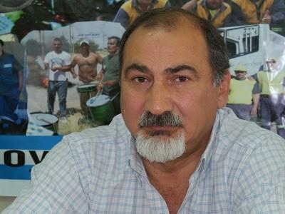Jorge Decrecchio habló por Radio Olavarría del paro de este martes