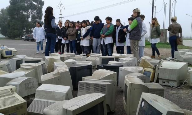 Buen balance de la 2º Campaña de Recolección de Residuos Electrónicos,