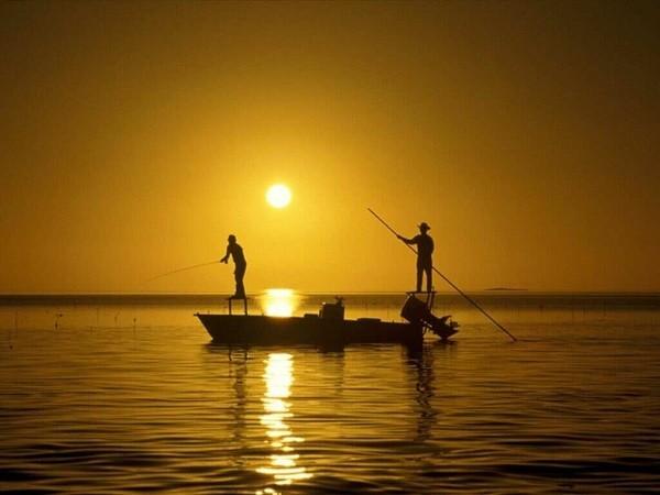 Pescadores en infracción