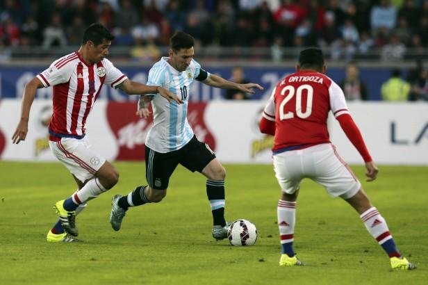 Argentina no supo defender la ventaja