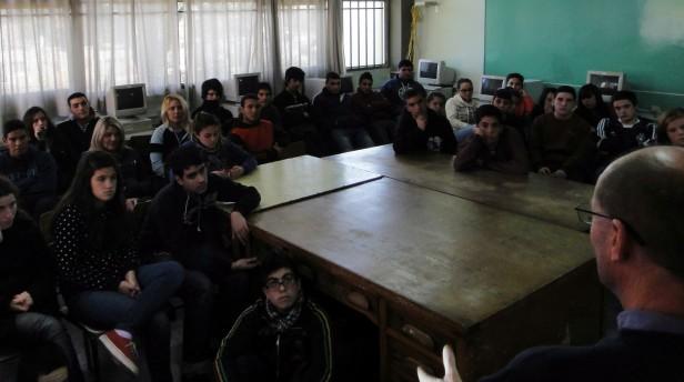 Talleres de educación vial para jóvenes
