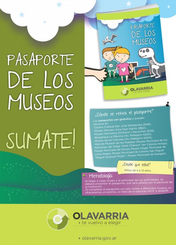 Pasaporte de Museos