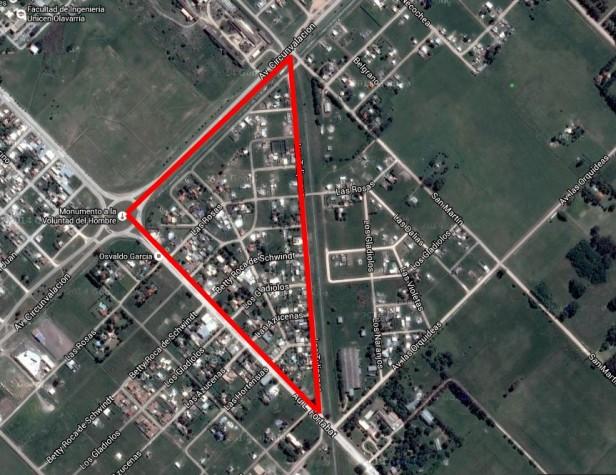 El Municipio finalizó la obra de agua corriente en un sector de Villa Aurora
