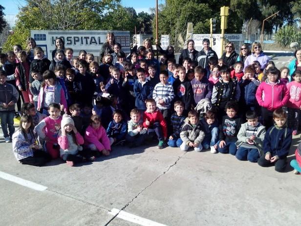 """Visita guiada en el marco del Programa """"Conociendo Olavarría"""""""