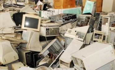 Sigue hasta la tarde de este sábado la recolección de residuos electrónicos y eléctricos