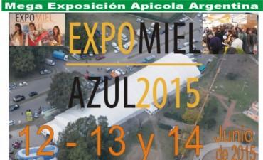 Se viene Expo Miel Azul 2015