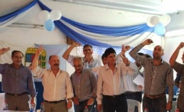 FPV: Cocconi también le da la bienvenida a Eseverri