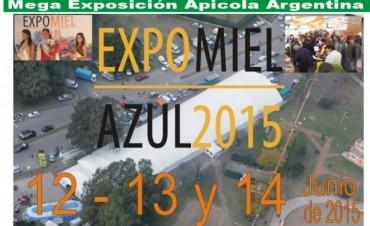 Radio Olavarría en la Expomiel 2015