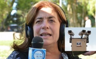 Las cámaras de Protección Ciudadana podrán usarse para las fotomultas