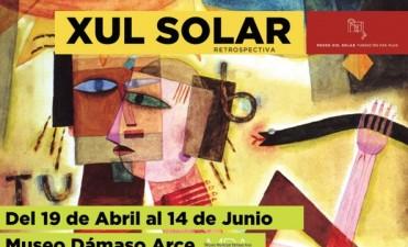 Finaliza la muestra de  Xul Solar en el Museo Dámaso Arce