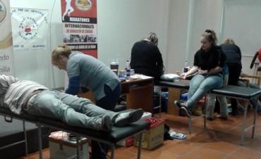 Hubo colecta de sangre en el Rivadavia